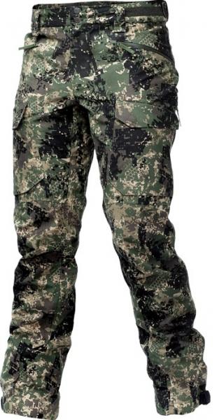 Performance - Spodnie całoroczne bardzo mocny materiał