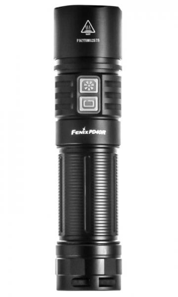 Latarka diodowa Fenix PD40R - 3000 lumenów ładowanie USB