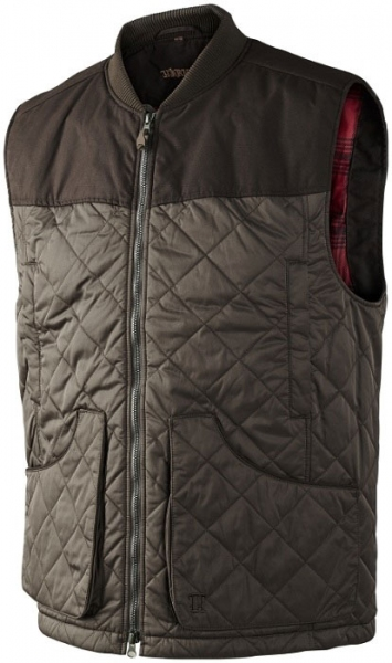 Highclere waistcoat - kamizelka pikowana