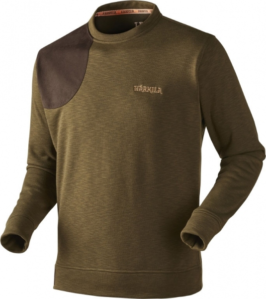 Sporting sweatshirt dark olive - bluza termalna 4XL