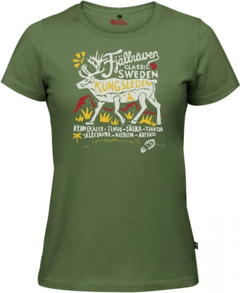 Classic SWE T-Shirt W - 100% bawełna koszulka damska