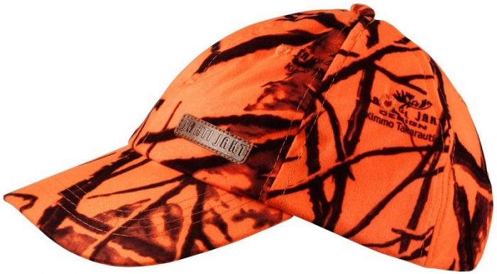 Safety Camo cap NoWind - czapka z membraną NoWind