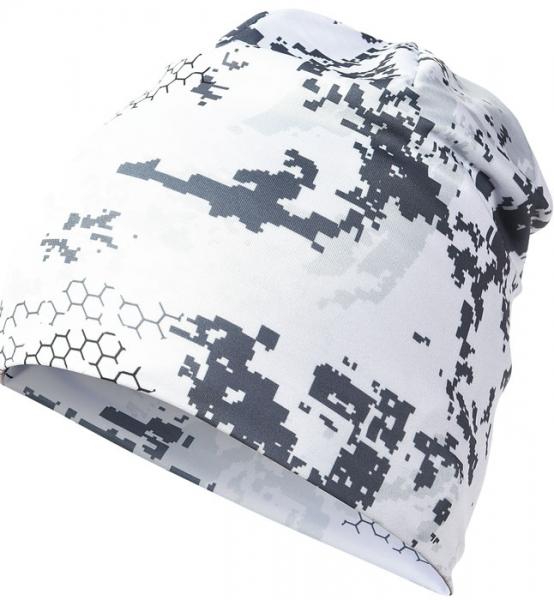 Cienka uniwersalna czapka Alaska Snow BlindTech Invisible™