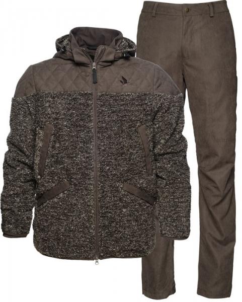 Tyst - ocieplana kurtka i spodnie z membraną