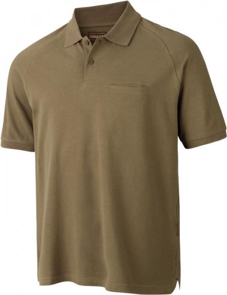 PH Range - koszulka polo khaki 100% bawełna