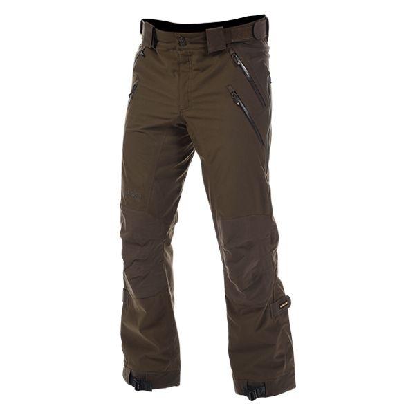 Superior brown - spodnie całoroczne membrana Rain-Stop®