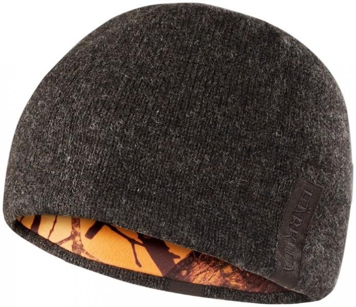 Viken - dwustronna zimowa czapka Harkila Windstopper