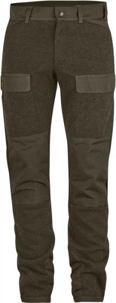 Lappland Pyrsch - spodnie z polaru membrana Hydratic®