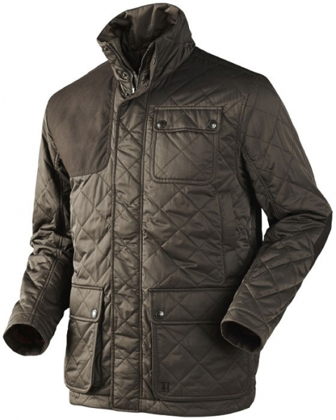 Highclere - pikowana kurtka ocieplenie Primaloft®