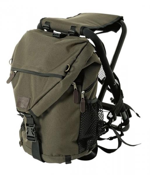 Bearhunter 25L - plecak z rozkładanym krzesełkiem
