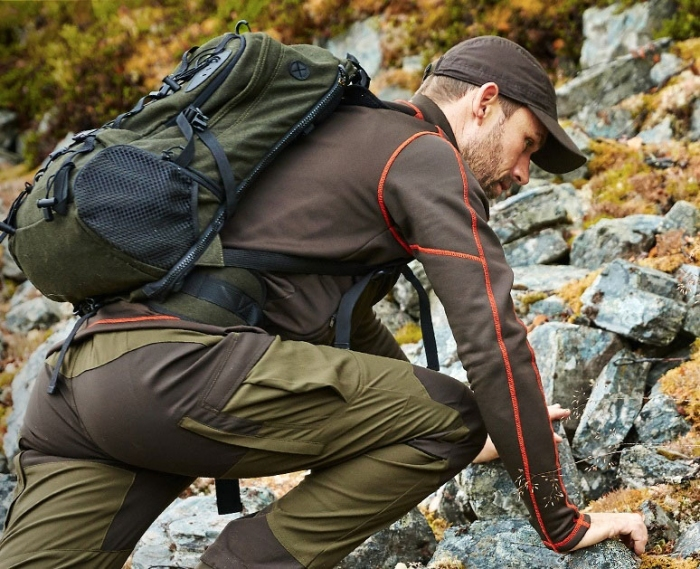 Ingels - letnie spodnie ze streczem
