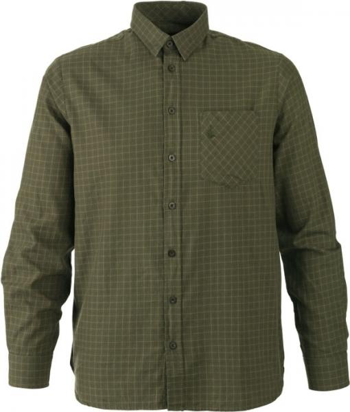 Clayton - Koszula z długim rękawem Ivy green ROZM DO 5XL!
