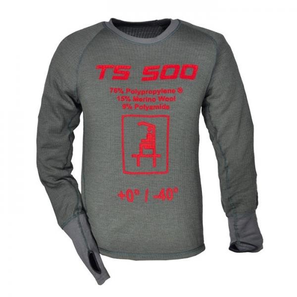 Koszulka termalna THERMO FUNCTION TS500 - na zasiadkę