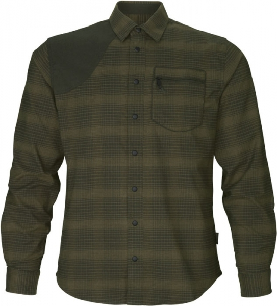 Terrain pine green - koszula myśliwska