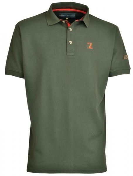 Polo - bawełniana koszulka z myśliwym