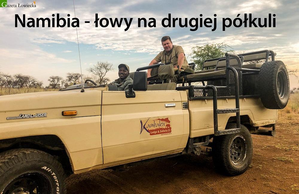 Polowanie w Nambii