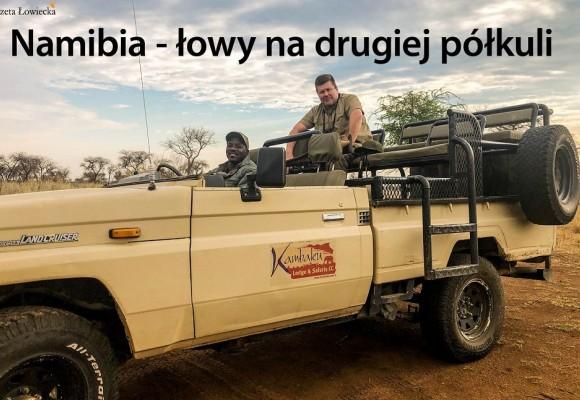 Wymarzone łowy w Namibii