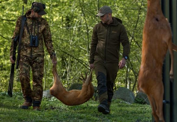 Ubieramy się na polowanie, czyli wiosenne propozycje marki Harkila