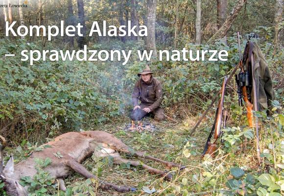 Komplet Alaska – prawdziwy sprawdzian